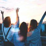 Amigos para toda a vida são poucos mas valem muito