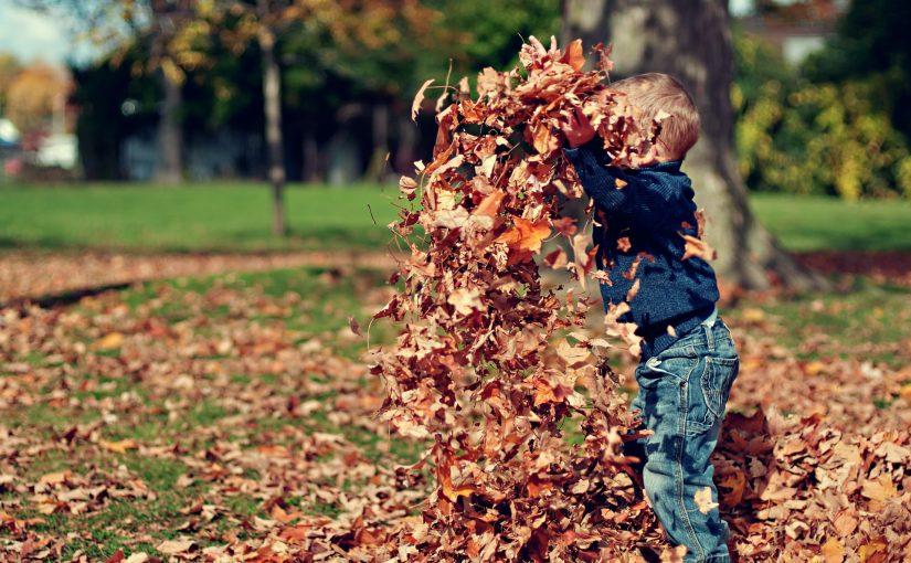 Ensine o seu filho a ser feliz e não a competir com os outros
