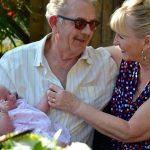 Avós são a chave para crianças crescerem felizes, saudáveis e inteligentes