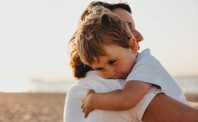 Uma mãe dá a vida pelos filhos, nunca a abandone