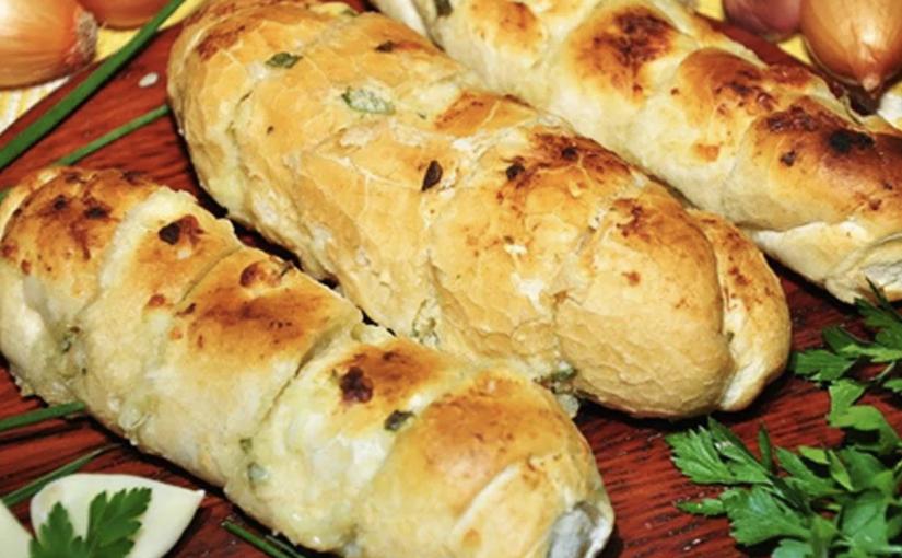 Receita simples de Pão de alho, demora apenas alguns minutos