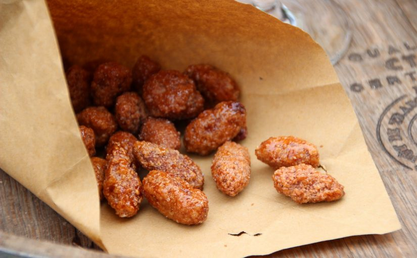 Amendoim Confeitado de Festa Junina