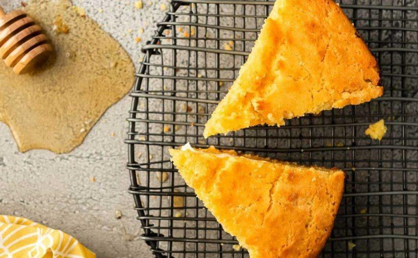 Receita de Broa de Milho na Frigideira – Úmida e Doce