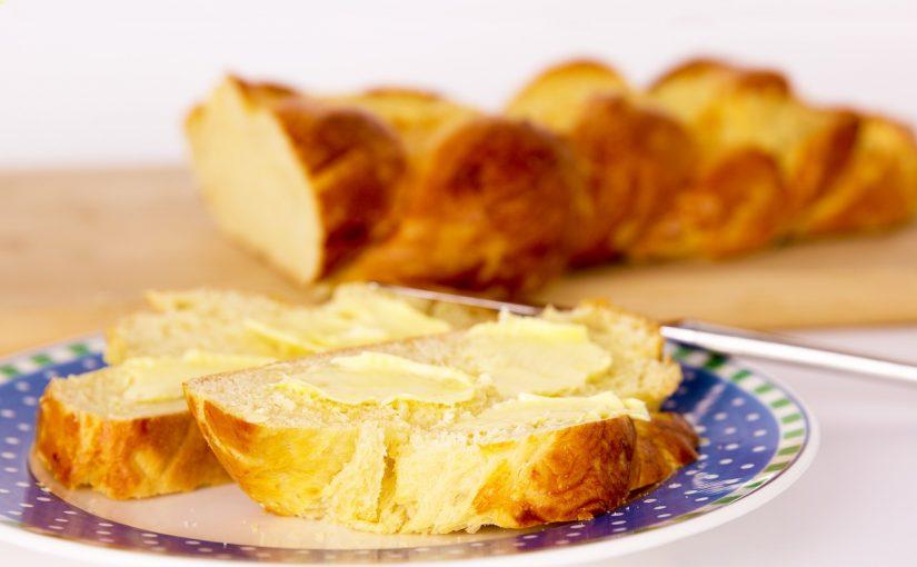Receita de pão doce português da vovó