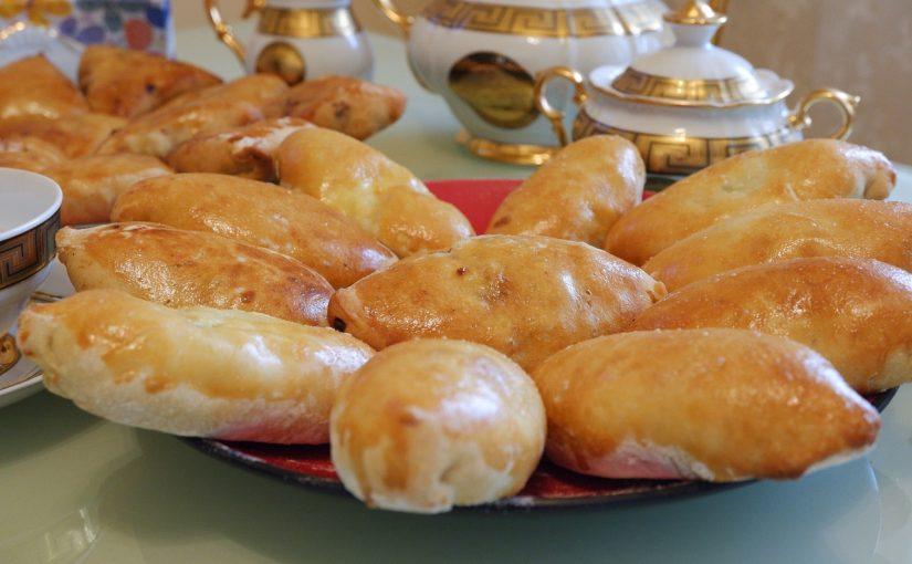 Pastel de forno com massa de guaraná