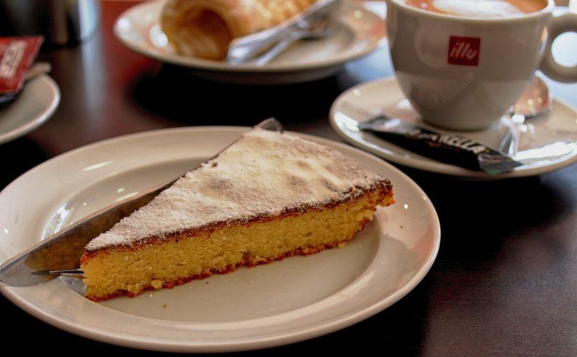 Torta de Limão italiana