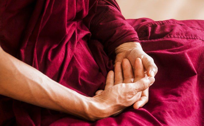 8 técnicas budistas que ajudam a lidar com o estresse