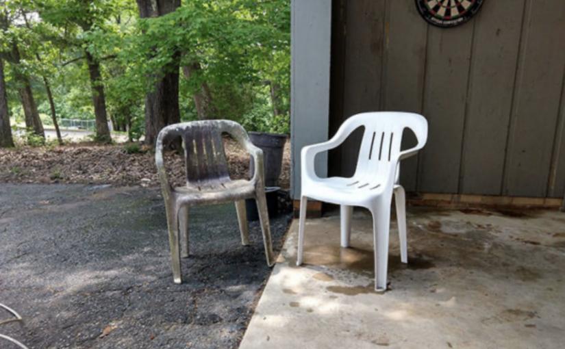 23 comparações do antes e depois mostrando que a limpeza faz milagres