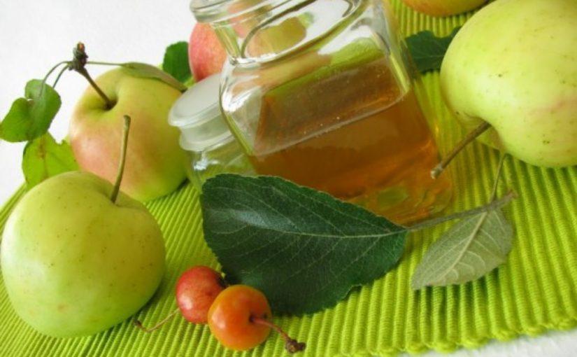 9 razões para usar vinagre de maçã todos os dias