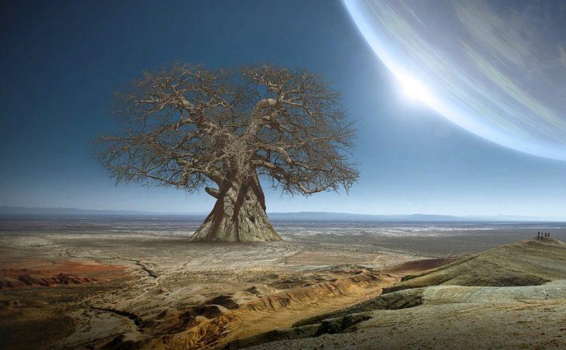 A árvore do conhecimento do bem e do mal, esse é o destino