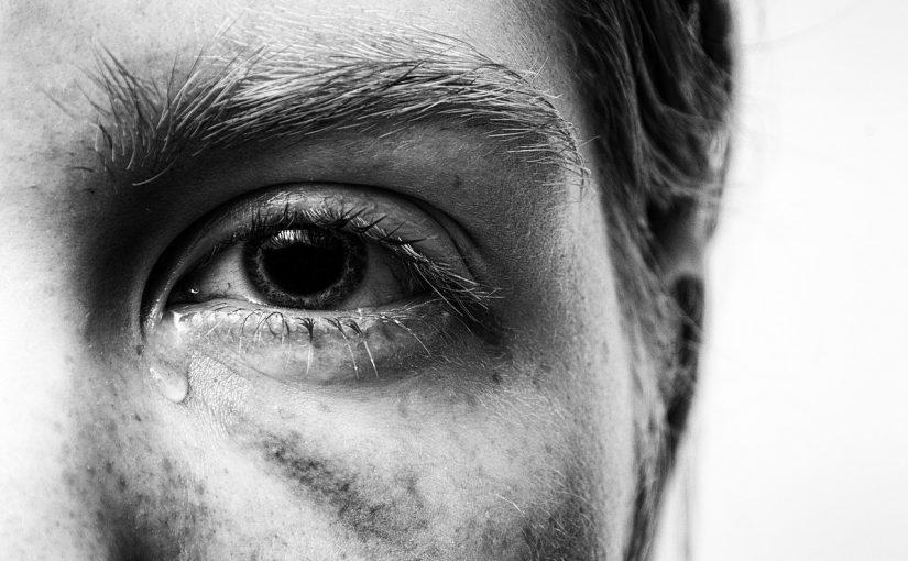Chorar é sinal de maturidade e inteligência emocional