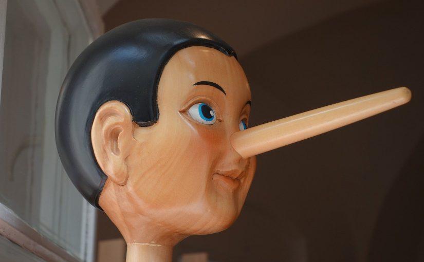 Coisas que os mentirosos crônicos fazem com frequência