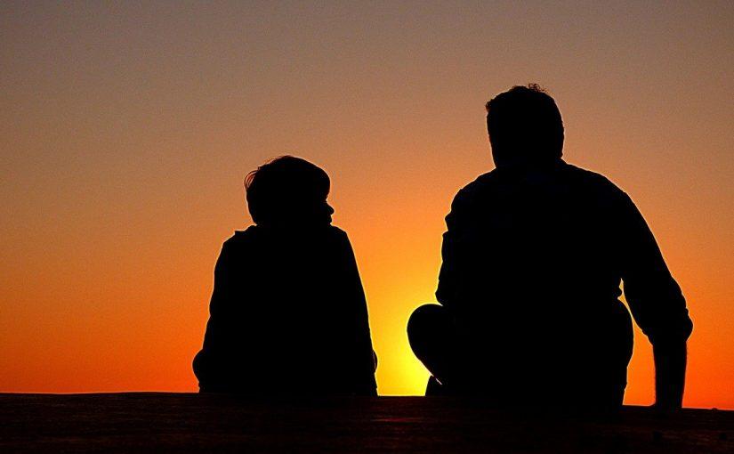 Um bom homem como padrasto é um encontro de almas