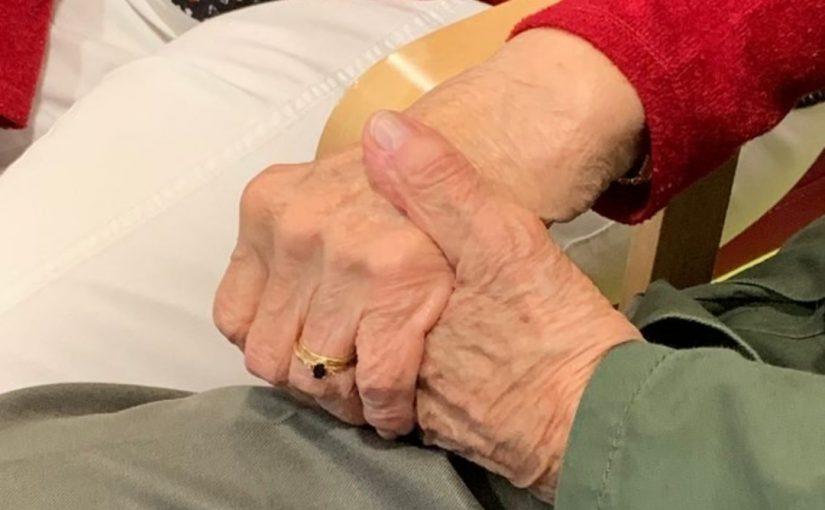 Veterano da 2º Guerra reencontra a sua namorada após 75 anos, um amor que resistiu ao tempo